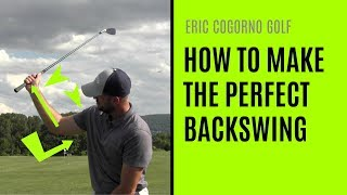 GOLF: How To Make The Perfect Backswing - Right Arm