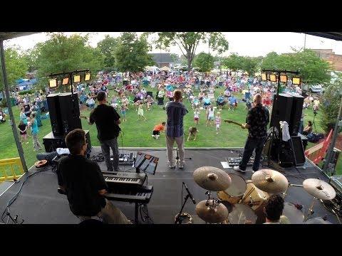 2014 Town Square Concert Series-Brickhouse Band