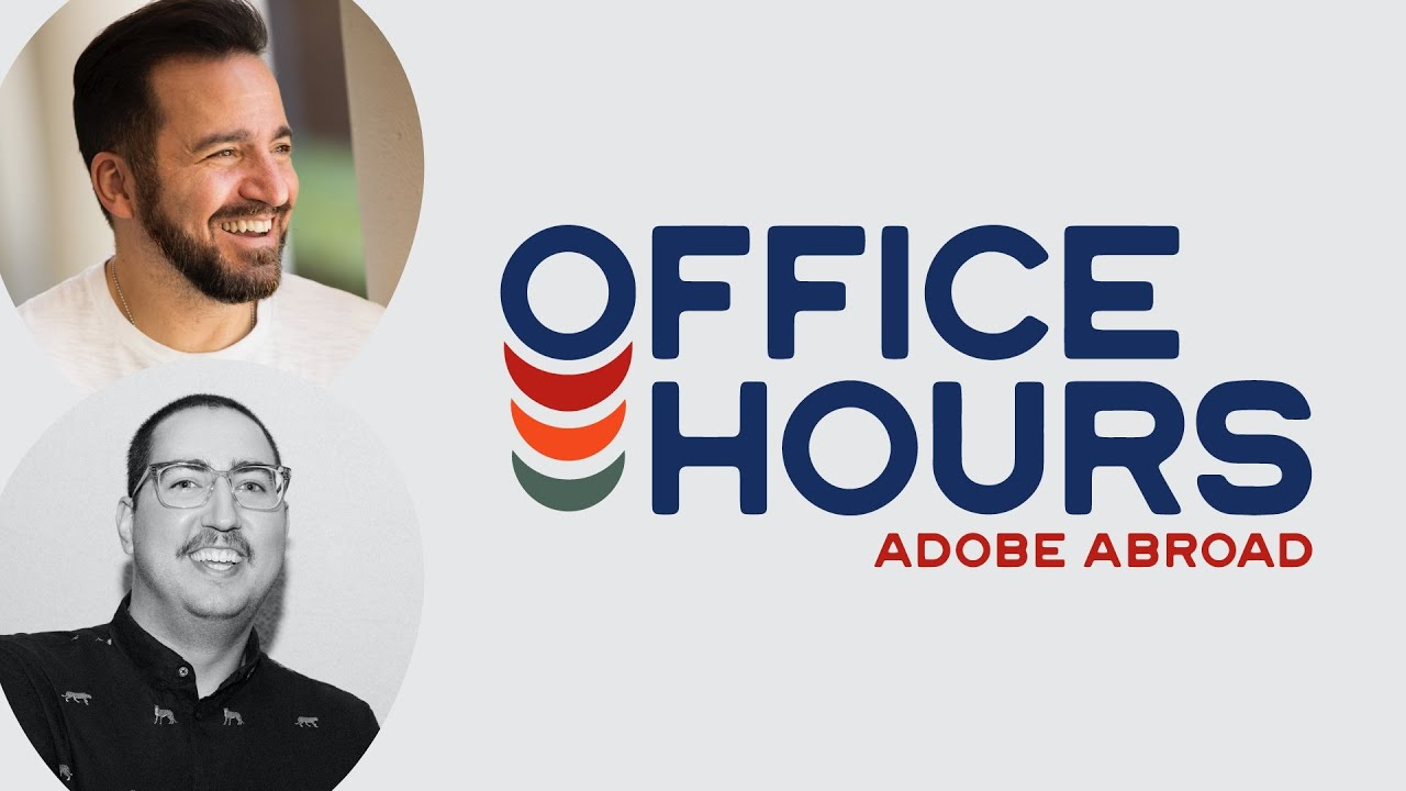 Download Office Hours Abroad with Andrew Hochradel & Nick Longo - Episode 7: How To Share Your Content