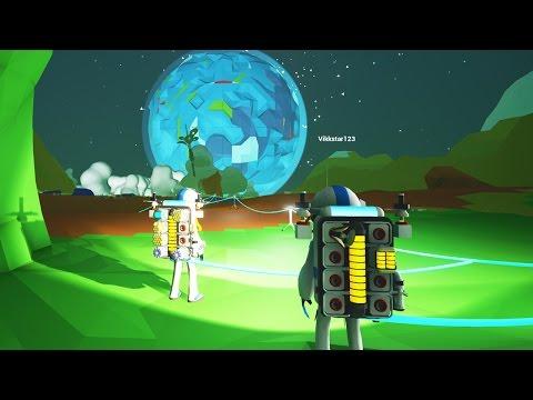 NEW PLANET EXPLORATION! (Astroneer- #5)