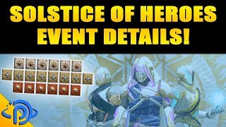 Solstice of Heroes | Redux Missions, Armor Glow & Exclusive Summer Event Rewards!