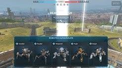 War Robots Skirmish-Weeked '' Hangar of Spiders''