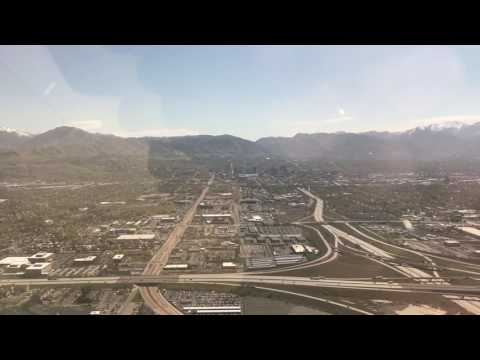 Gulfstream Takeoff at Salt Lake City International Airport