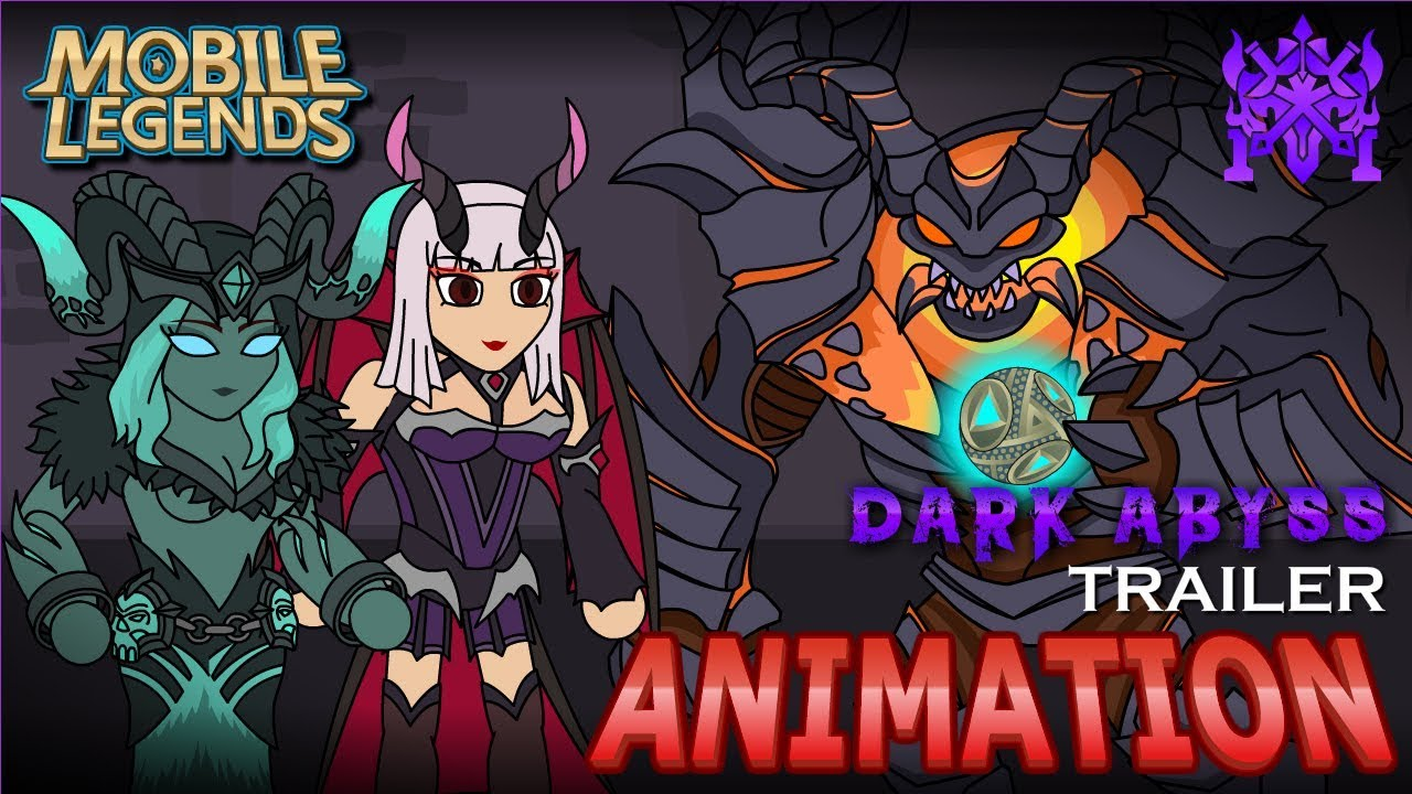 MOBILE LEGENDS ANIMATION #29 - DAWN OF THE DARK ABYSS TRAILER