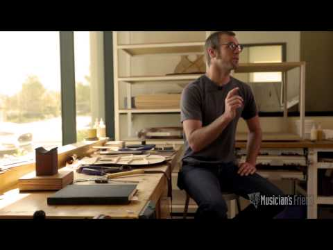 Taylor Guitars: Resource Conservation