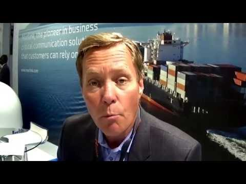Hellenic Shipping News Worldwide Posidonia 2016 Coverage: Marlink Interview