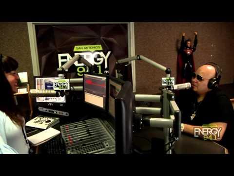 Shadia interviews Fat Joe #Energy941