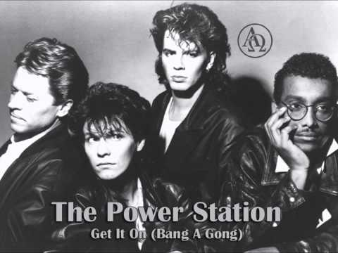 The Power Station ★ Get It On (Bang A Gong) (audio only + lyrics)