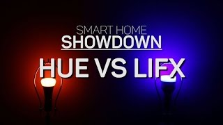 Philips Hue vs. Lifx: A color-changing smart home showdown