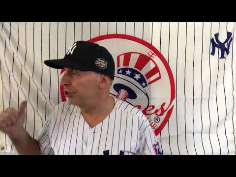 The NY Yankees Locker Room with Vic DiBitetto: Dawn of a New Day   VicDibitetto.net