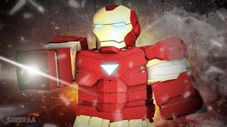 Become Iron Man (Roblox Iron Man Simulator)