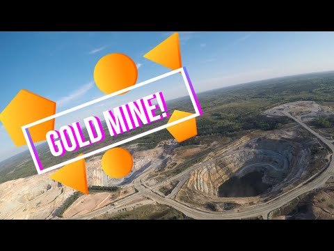 April 04 2020:  Flying To Haile Gold Mine