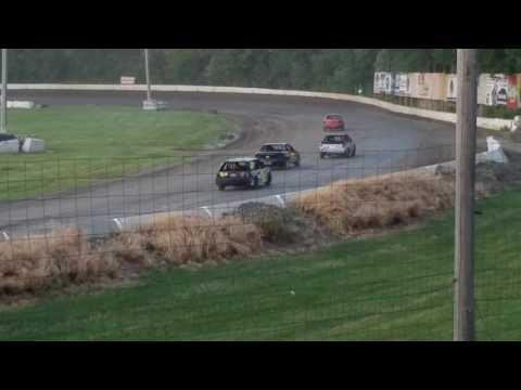 Dustin Virkus @ KRA Speedway- Feature 6.15.17