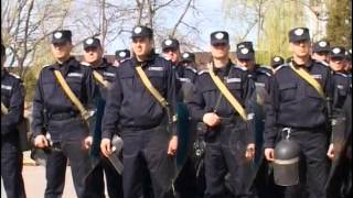 film prezentare Jandarmeria Romana