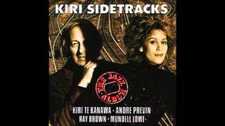 "Kiri Te Kanawa - ""Kiri Sidetracks: The Jazz Album"" (1992)"