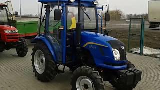 Купить Трактор Dongfeng-404С (Донгфенг-404К) с обновленной кабиной minitrak.com.ua