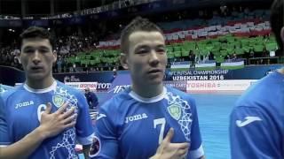Uzbekistan Kyrgyzstan Futsal 2016