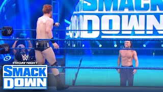 Jeff Hardy attacks Sheamus during Celtic Warrior's match vs. Daniel Bryan | FRIDAY NIGHT SMACKDOWN