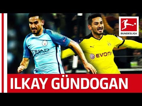Ilkay Gündogan - Made In Bundesliga