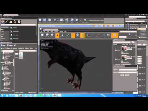 Ark Dev Kit Tutorials: Moving Materials/Meshes To Mod