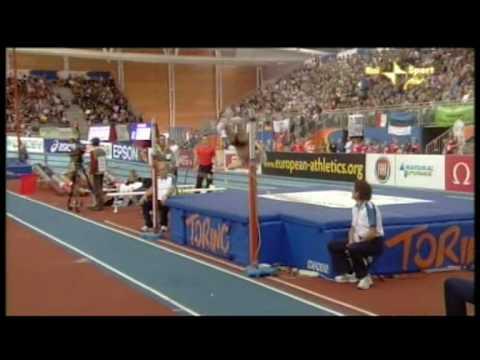 Atletismo :: Rui Silva, Campeão da Europa de Pista Coberta, nos 1500m, em 2009