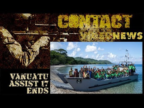 Humanitarian aid delivery completed in Vanuatu