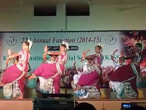 KISS 22nd Annual Function: Orissi Dance