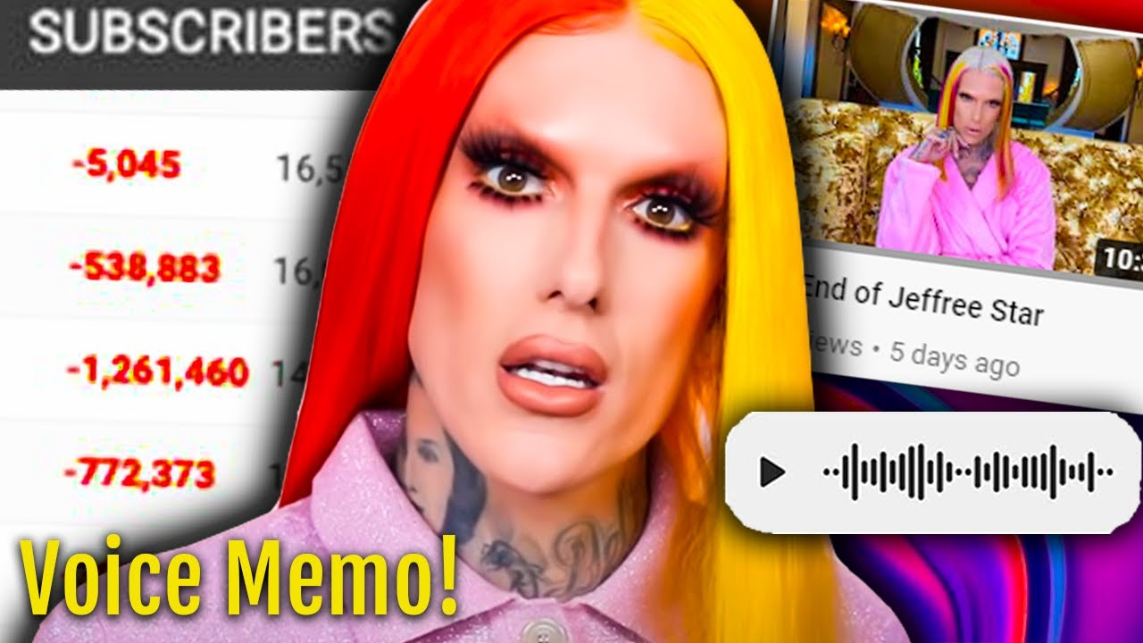 The End of Jeffree Star | what he's really been hiding!