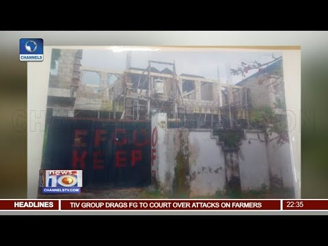 EFCC Releases Pictures Of Fayose's Houses 17/10/18 Pt.3 |News@10|