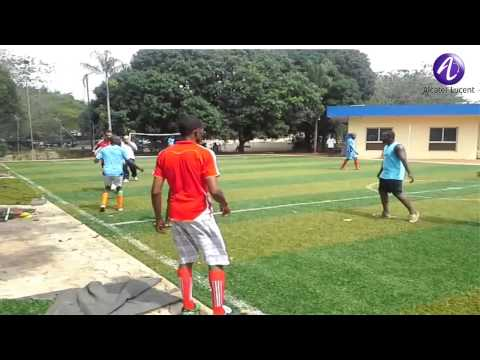 Alcatel Lucent Togo Football match