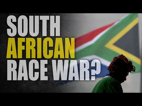 Race war brewing in South Africa?