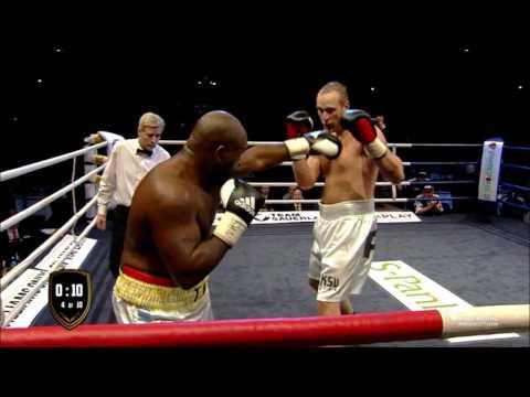 Robert Helenius vs. Sherman Williams 10.11.2012