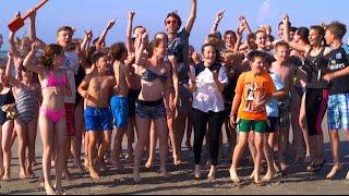 Am Strand von Fans überrannt !!!😲