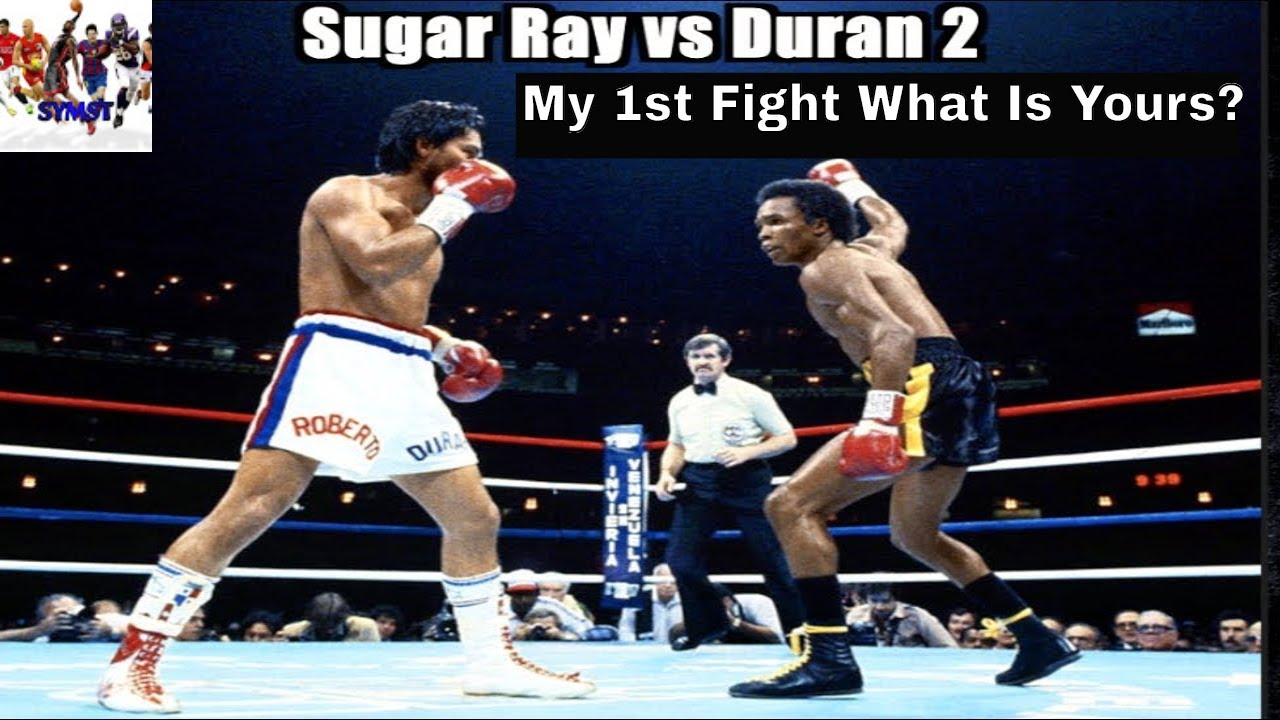 (SYMST LIVE DAILY) The First Fight We Ever Watched, That Gave You Love For Boxing. 🤔🤔