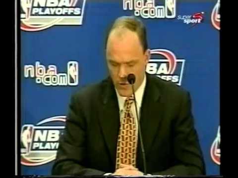 2000 NBA action playoffs episode