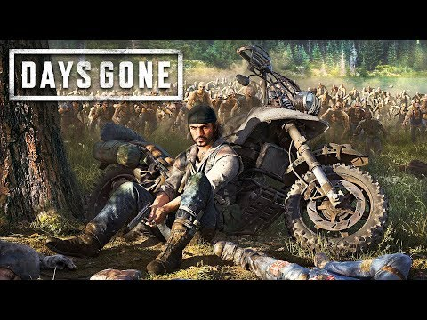 Zombie Apocalypse Days Gone Part 1 Youtube