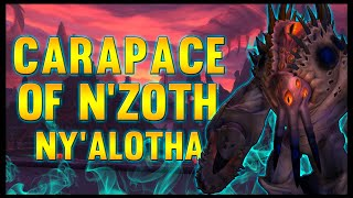 Carapace of N'zoth - Ny'alotha, The Waking City - 8.3 PTR - FATBOSS