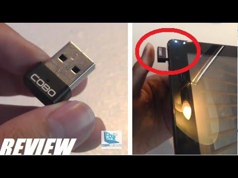 REVIEW: COBO C2 USB Fingerprint Scanner for PC