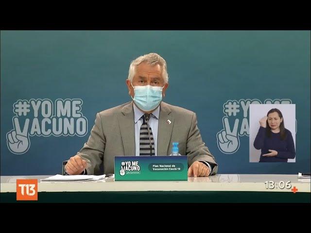 Coronavirus en Chile: informe Minsal 5 de abril