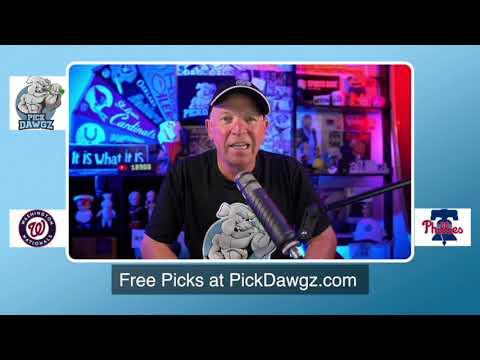 Philadelphia Phillies vs Washington Nationals Free Pick 9/1/20 MLB Pick and Prediction MLB Tips