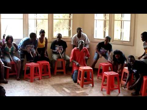 Music Bus Goes Africa - Kampala, Uganda - Group Improvisation