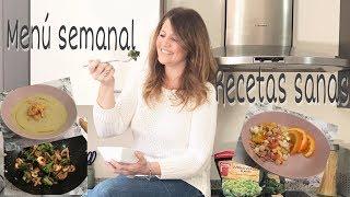 7 RECETAS FÁCILES, saludables y diferentes para toda la semana / dieta saludable  # AD