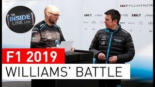 WILLIAMS RACING: BATTLING ON