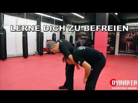 Krav Maga Training (Selbstverteidigung) Insights in a Krav Maga Training-Selfdefense