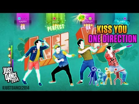 One Direction - Kiss You | Just Dance 2014 | Gameplay