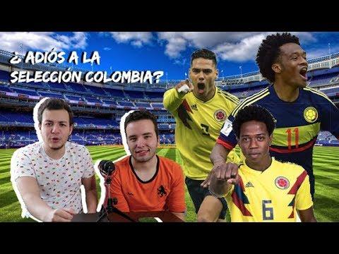 Jugadores que deben salir de la Selección Colombia - Post Rusia 2018