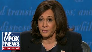'I'm not taking it' - Harris says she won't take vaccine if 'Trump tells us we should'