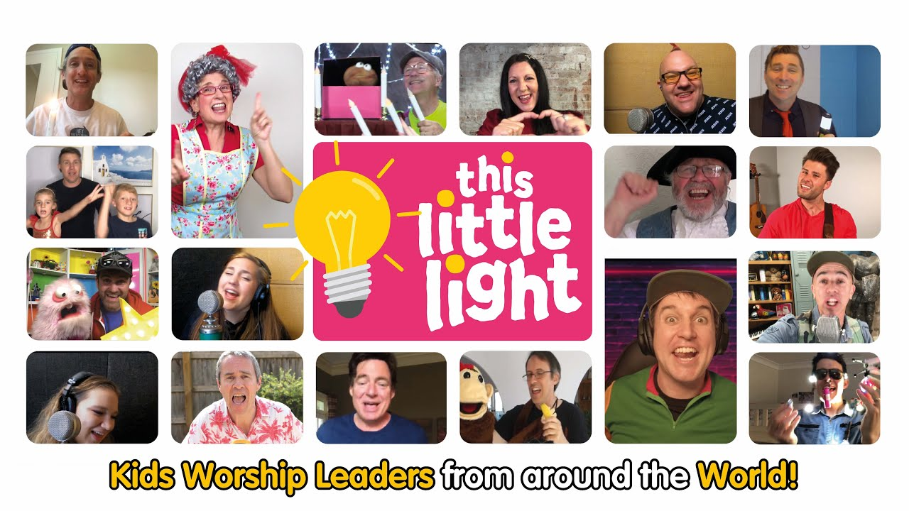 This Little Light Of Mine | Kids Worship Leaders from around the world!