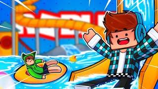ROBLOX-ESCAPE THE WATER PARK!