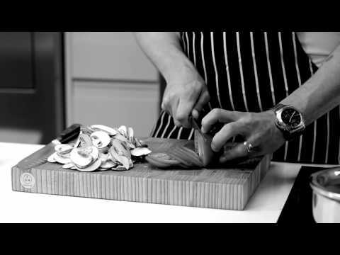 Tom Kerridge British Made Cookware Range - Knives